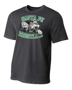 Rookies SF Wrestling Shirt